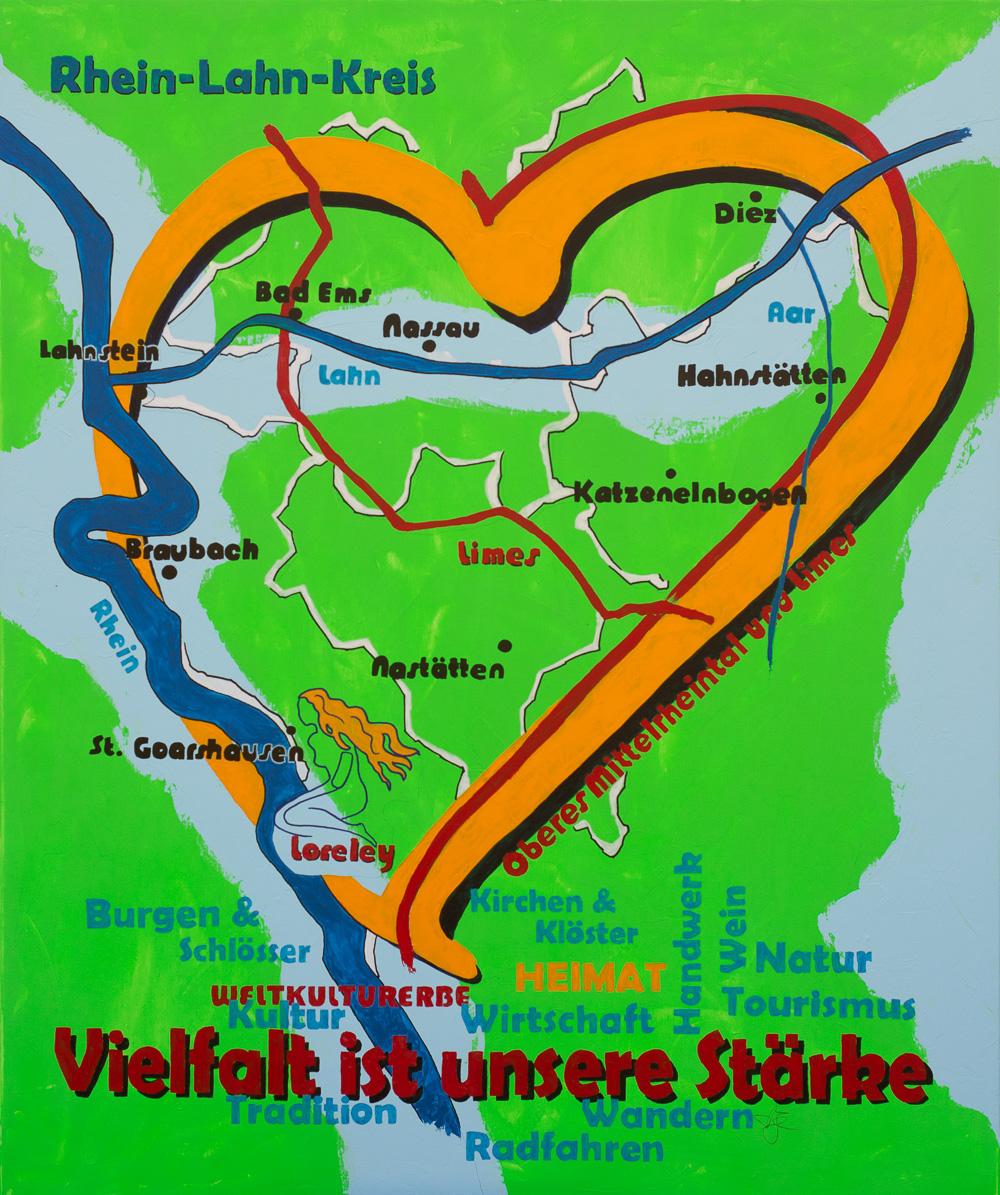 Der Rhein-Lahn-Kreis