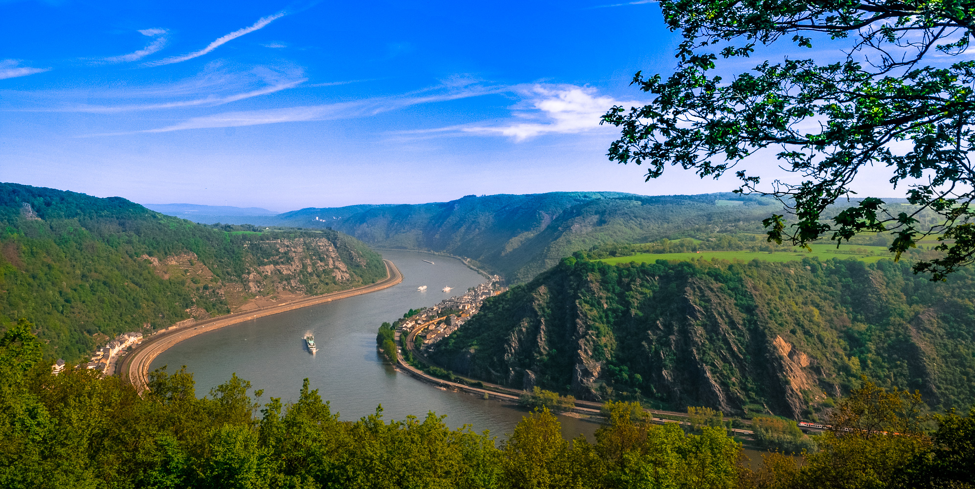 Das Rheintal